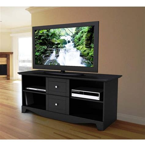 60 Tv Stand With Drawer by Nexera Series 60 Flat Panel Tv Stand Console With