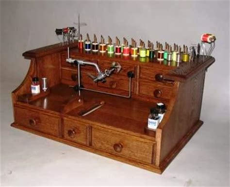 fly tying workstations what s best fly fish food