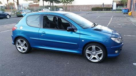 peugeot gti 206 peugeot 206 gti 180 in eastbourne east sussex gumtree