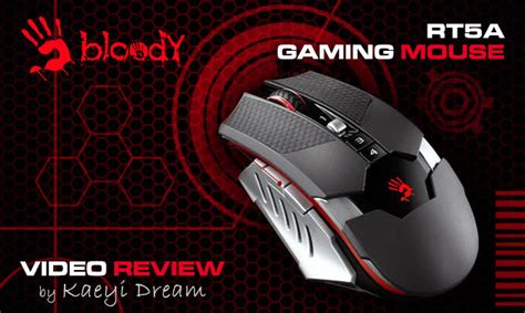 Mouse Bloody Wireless bloody rt5a gaming mouse review hardwareheaven comhardwareheaven