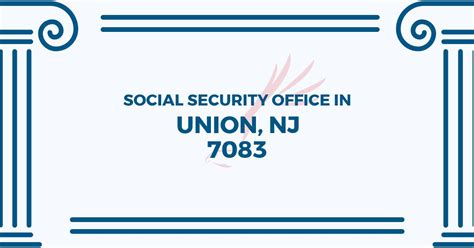 Find A Social Security Office by Social Security Office Nj Driverlayer Search Engine
