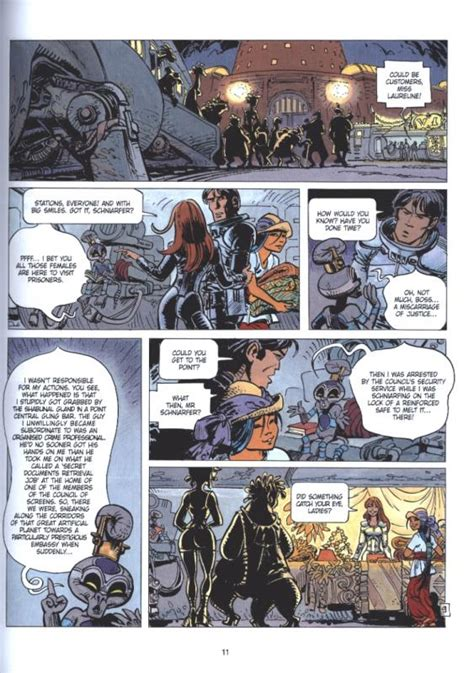 at the edge of the great void valerian laureline books serie valerian et laureline anglais canal bd