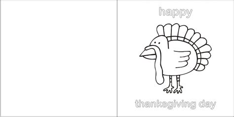 happy thanksgiving card template printable thanksgiving thank you cards happy easter