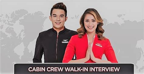 airasia walk in interview the search is on for new filipino airasia cabin crew the