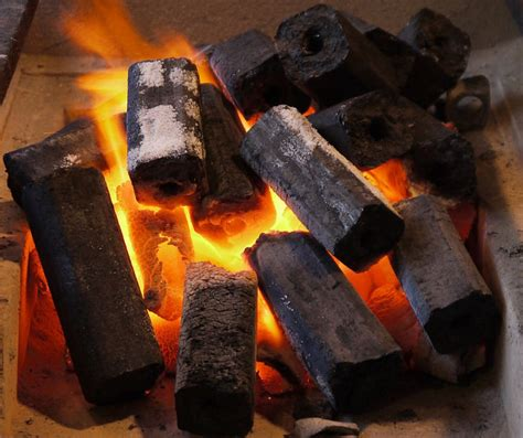 Make Paper Briquettes - how to make charcoal briquettes ingredients and