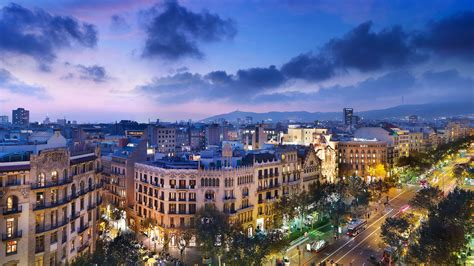 barcelona city wallpaper 1920x1080 download wallpaper 1920x1080 spain barcelona city night