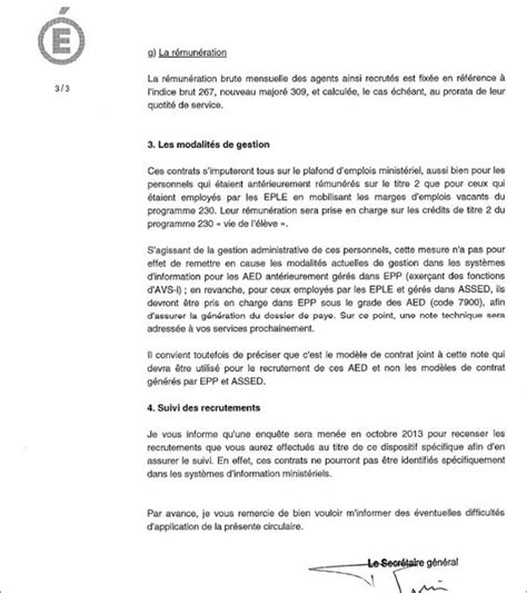 Lettre De Motivation Candidature Spontanée Education Nationale Modele Lettre De Motivation Aesh Document