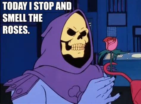 Skeletor Meme - heal yourself skeletor