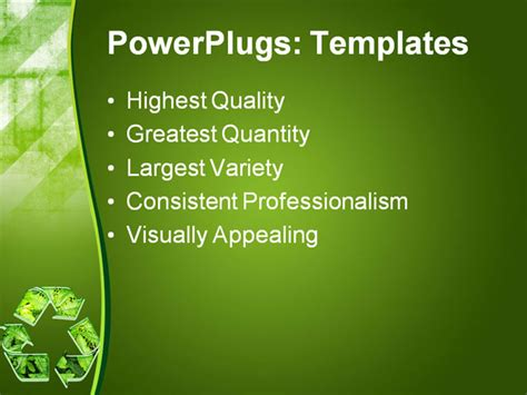 powerpoint templates recycling image gallery recycle powerpoints
