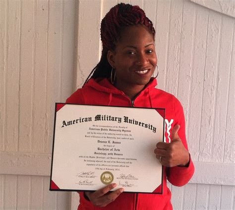 Is There Magna Laude For Mba by Devone Is A Proud Amu Graduate She Earned Ba