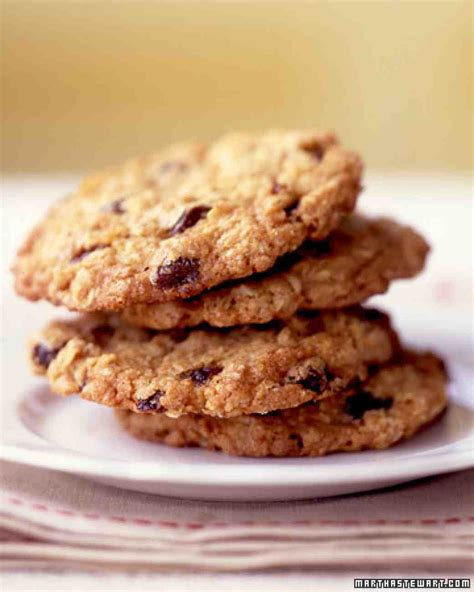 oatmeal raisin cookies recipe martha stewart