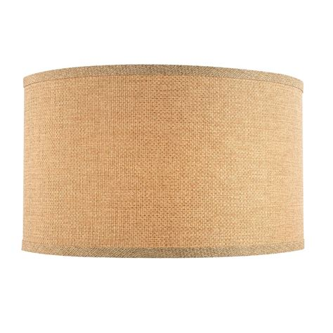 burlap drum l shade drum l shades 100 colored l shades wonderful pleated