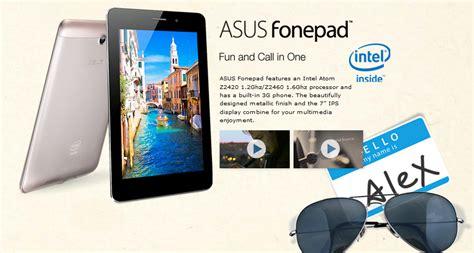Tablet Android Asus Murah tablet murah berkualitas asus fonepad 8 gb