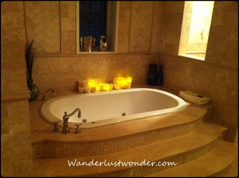 bathtub candles villa d citta