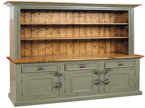 Antique White Buffet And Hutch Olive Green Kitchen Island With White Cabinets Antique
