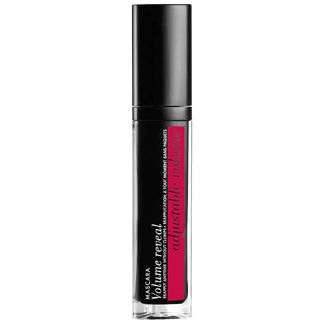 Bourjois Yes To Volume No To Clumps Mascara Expert Review by Bourjois Volume Reveal Adjustable Volume Mascara Black