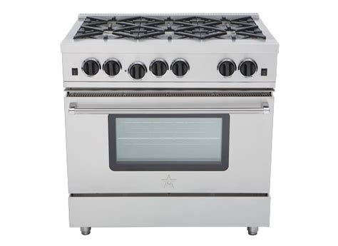 blue star ranges prices blue star stoves reviews 3 foot bluestar rcs36sbss range consumer reports
