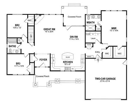 floor plans for bungalows with basement floor plans for bungalows with basement 28 images 120