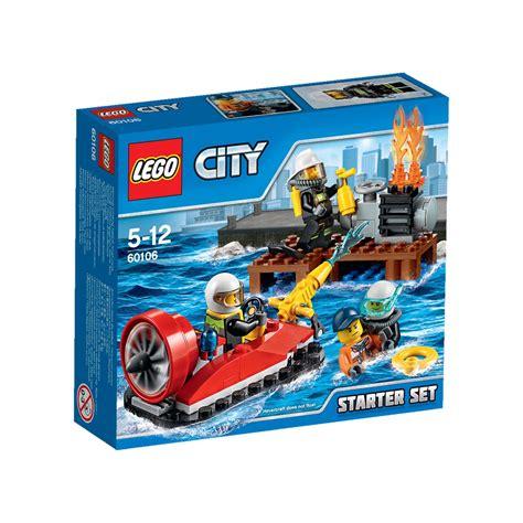 lego city starter set 60106 163 9 00 hamleys for