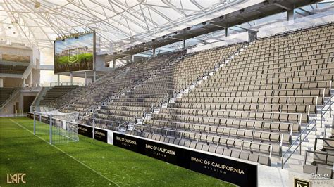 California Section by Lafc Safe Standing Section On Tap For Supporters