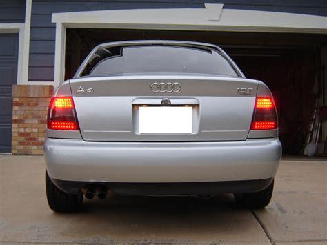 Audi A4 96 by 96 01 Audi A4 Depo 96 01 Audi A4 S4 4d 4dr B5