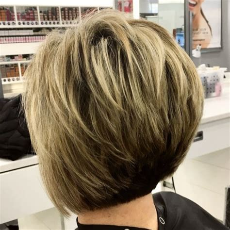 angled and feathered back hair dos the full stack 30 hottest stacked haircuts