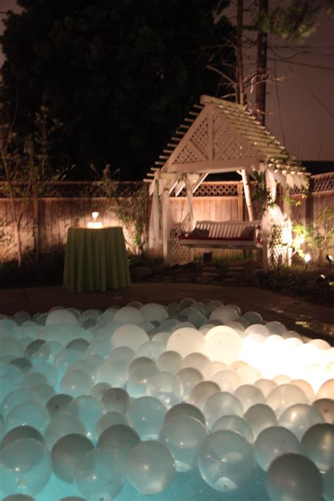 Pool Decorations For by 25 Best Ideas About Pool Wedding On Pool