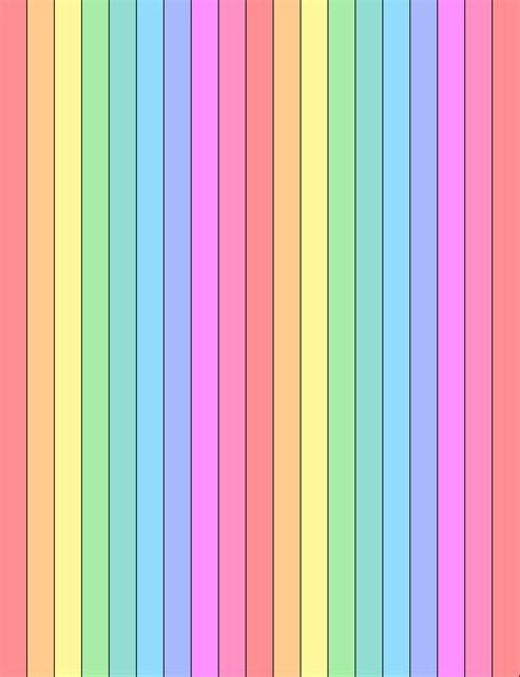 How To Make Lucky Paper Strips - paster rainbow paper by sparklrckr deviantart on