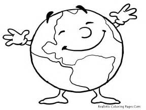 earth coloring pages earth day coloring pages realistic coloring pages