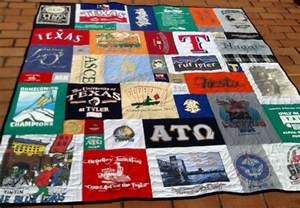 Shirt Quilts Don T Throw That Away Diy Ways To Recycle Your T Shirts