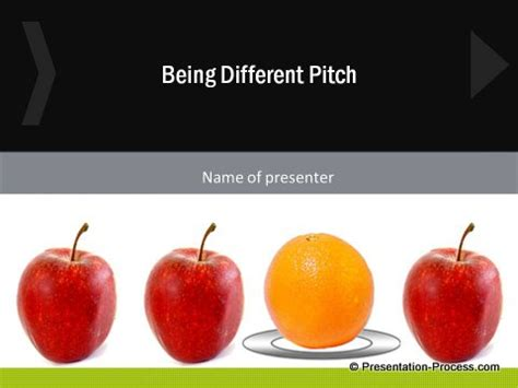 sales pitch powerpoint template sales pitch template set page
