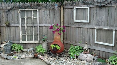 chiminea landscape ideas chiminea turned planter garden ideas planters