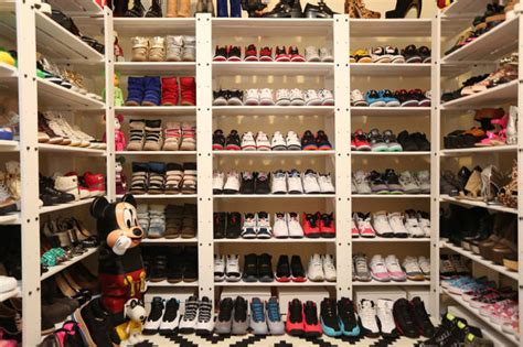 Closet Of Jordans by The Plight Of The Sneakerhead Cheap Nike Closet