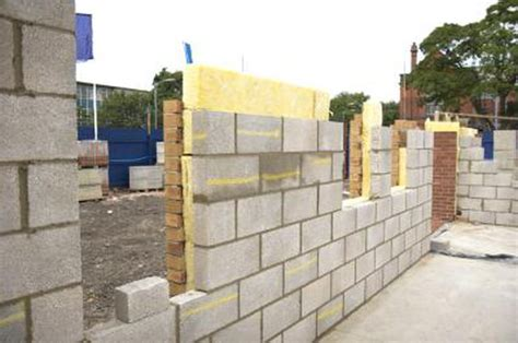 how to build a concrete block house advantages disadvantages of concrete block homes hunker