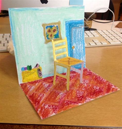 Gogh Inspired Bedroom 17 Best Images About Gogh S Chair On