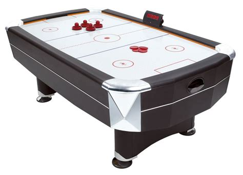would you get an air hockey or foosball table