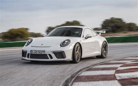 porsche white gt3 2018 porsche 911 gt3 serious wheels