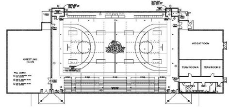 gymnasium floor plan click on image above to see larger drawing decorin