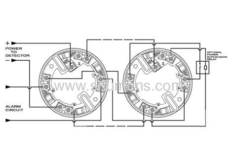 wiring diagram for smoke detectors efcaviation