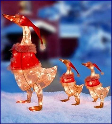 cute christmas duck family celebrate christmas pinterest