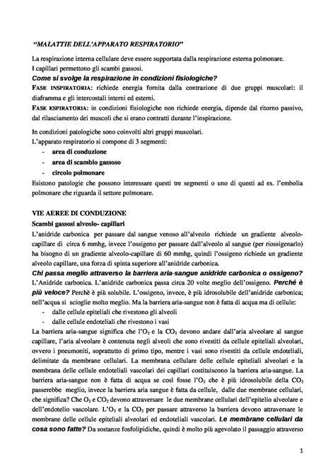 medicina interna appunti insufficienze renale acuta appunti di medicina interna