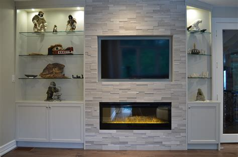 kaminofen ummauern electric fireplace design services toronto stylish