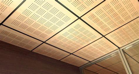 techo acustico techos ac 250 sticos falso techo perforado techos de madera