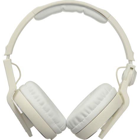 Headphone Pioneer Hdj 500 pioneer hdj 500w professional dj headphones white hdj 500 w