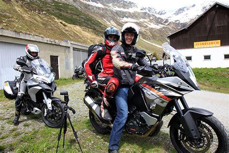 Motorradrennen Frauen by Highbike Ischgl 2013 Reisebericht