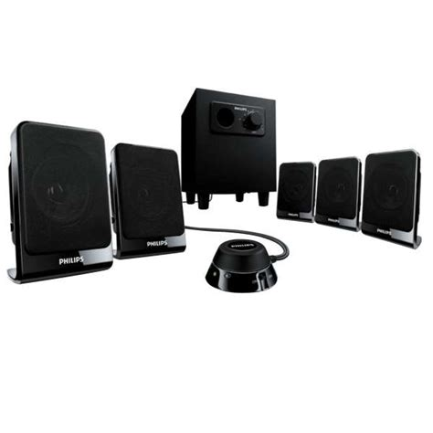 Sale Speaker Function Multimedia Remote V 600 philips 5 1 multimedia speakers spa2602 computing zavvi
