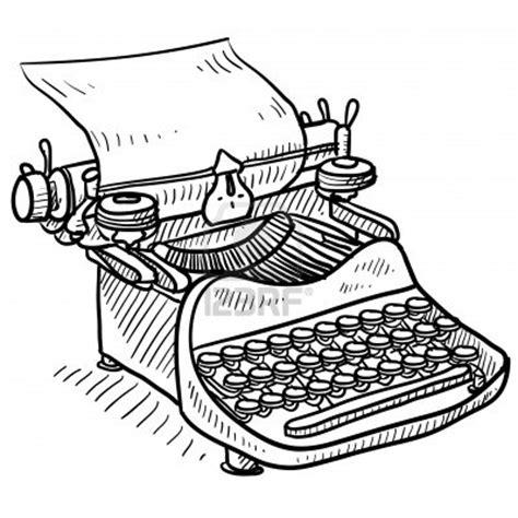 escribir writing manual im 225 genes de maquinas para escribir para colorear colorear im 225 genes