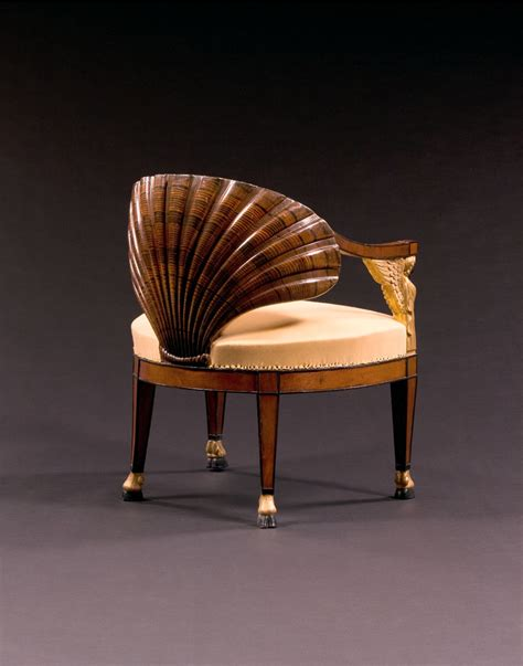 shell armchair a fine and unusual pair of george ii carved mahogany grotto chairs carlton hobbs blog