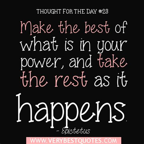 thoughts for s day thought for today inspirational quotes quotesgram