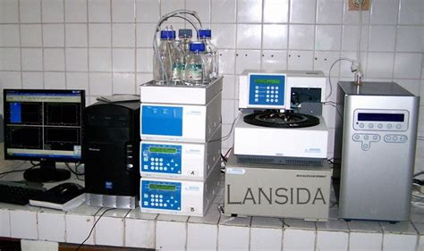 Alat Hplc Hplc High Performance Liquid Chromatography Lansida